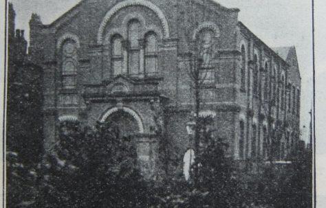 Chesterton Primitive Methodist chapel