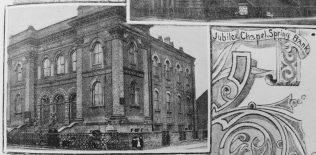 Hull Jubilee Primitive Methodist chapel | Primitive Methodist Magazine 1902/420