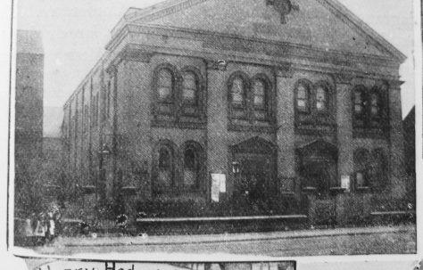 Hull Henry Hodge Memorial Primitive Methodist chapel