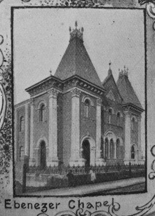 Hull Ebenezer Primitive Methodist chapel | Primitive Methodist Magazine 1902/420