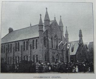 Cullersoats Primitive Methodist chapel | Christian Messenger 1908/217