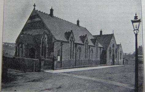 Howdon Primitive Methodist chapel