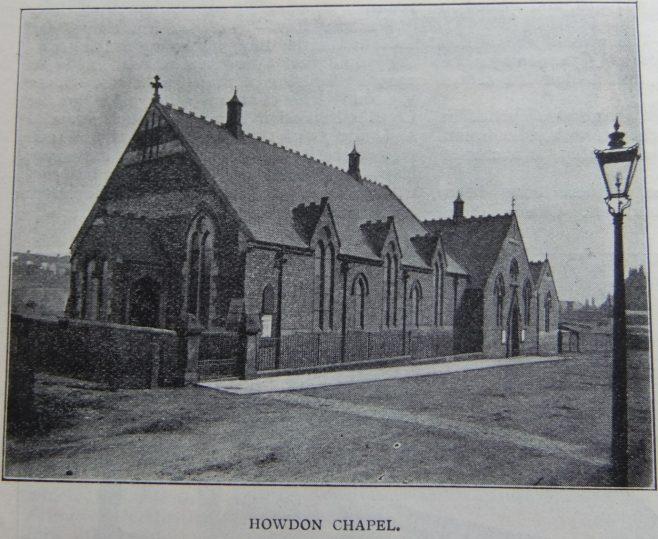 Howdon Primitive Methodist chapel | Christian Messenger 1908/217