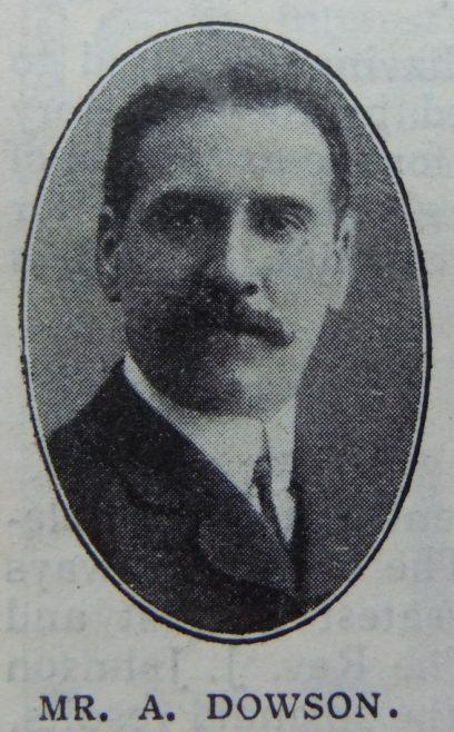 Albert Dowson