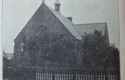 Ashington Primitive Methodist chapel