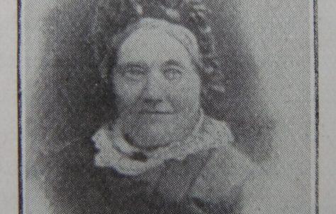 Eudall, Deuey (nee Green) 1821-1901