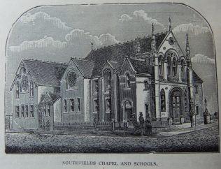 Leeds Southfield Primitive Methodist chapel | Christian Messenger 1907/311