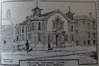 Silver Royd Hill Primitive Methodist chapel | Christian Messenger 1907/311