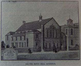 Silver Royd Hill Primitive Methodist schools | Christian Messenger 1907/311