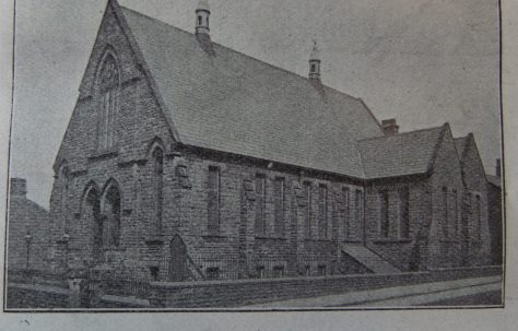 Darwen Primitive Methodist chapel
