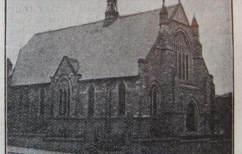 Darwen Park Road Primitive Methodist chapel