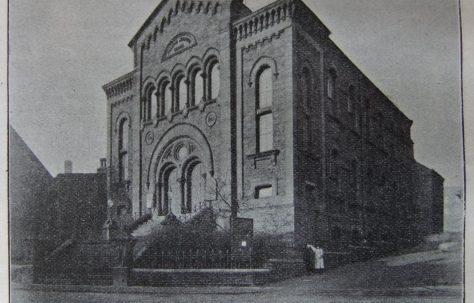 Dewsbury Wellington Road Primitive Methodist chapel