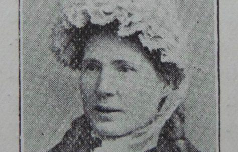 Mitchell, Ruth (nee Steward/Stuart) 1836-1901