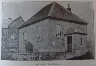 Kniveton Primitive Methodist chapel | Christian Messenger 1906/366