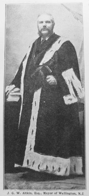 Wellington: Primitive Methodism in Wellington, NZ