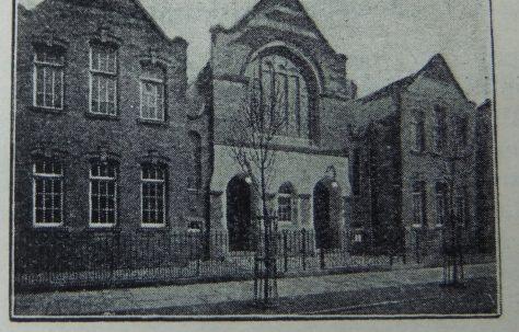 Hull Bethesda Primitive Methodist Chapel