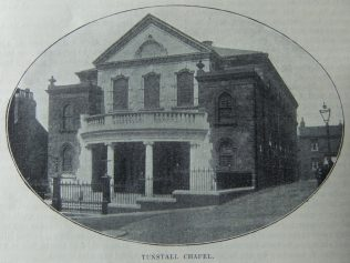 Tunstall: Conferential and Connexional Associations