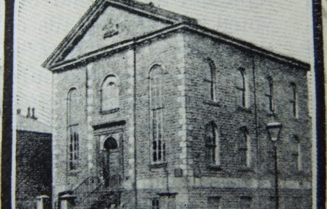 Rawtenstall Jubilee Primitive Methodist Chapel