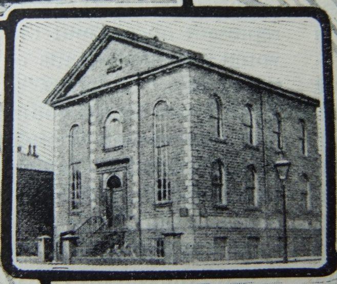 Lord St Chapel, Rawtenstall   Christian Messenger 1910/185