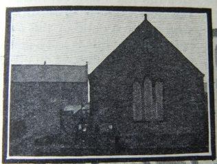 Haltwhistle Chapel and Schools | Christian Messenger 1910/216