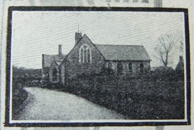 1886 Greenhead Chapel and Schools | Christian Messenger 1910