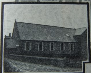 Henshaw Chapel and School | Christian Messenger 1910/216