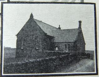 Cowburn Chapel
