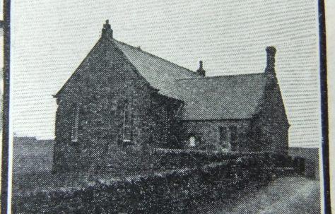 Cowburn Primitive Methodist chapel