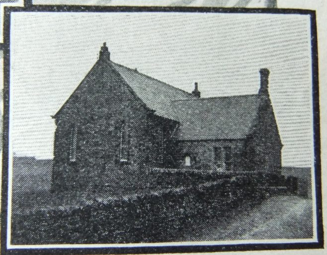 Cowburn Primitive Methodist Chapel | Christian Messenger 1910/216