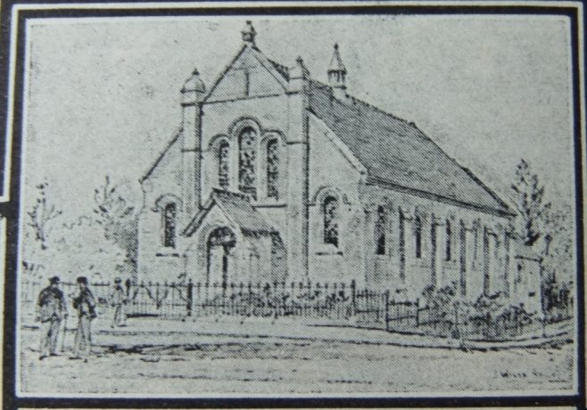 Grassmoor Primitive Methodist Church   Christian Messenger 1910/249