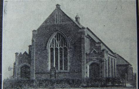 Holmwood (Holmewood) Primitive Methodist chapel