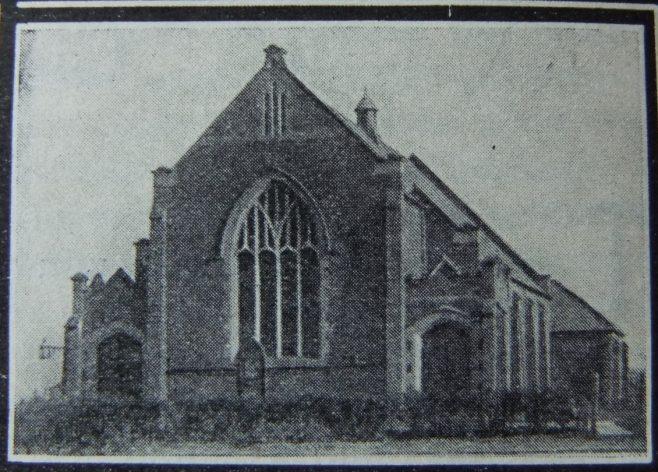 Holmwood Primitive Methodist Chapel | Christian Messenger 1910/249