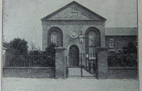 Caister on Sea Primitive Methodist chapel