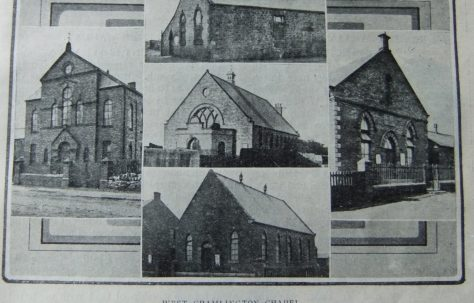 Dudley Primitive Methodist chapel