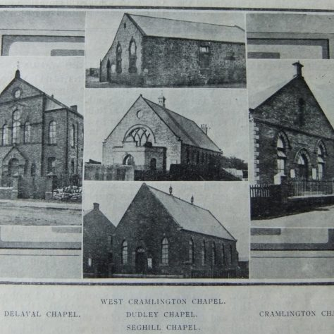 chapels of the Seaton Delaval  circuit | Christian Messenger 1910/315