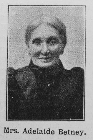 Betney, Adelaide (nee Burley) (1831-1901)