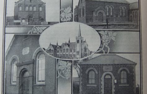 New Frodingham & Brumby Primitive Methodist Chapel, Lincolnshire