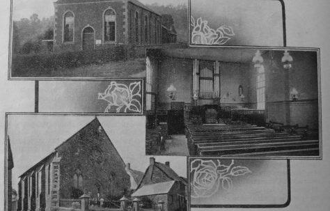 Hornton Primitive Methodist chapel