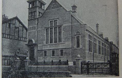 Knaresborough Primitive Methodist chapel 1901