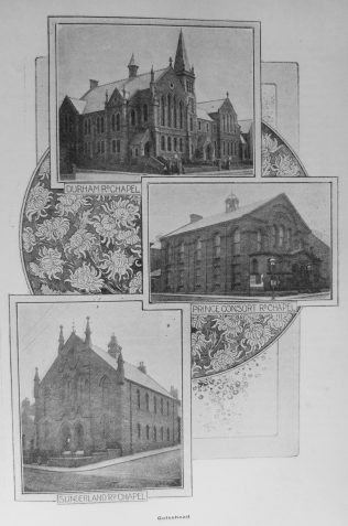 Gateshead Primitive Methodist chapels | Primitive Methodist Magazine 1903/477