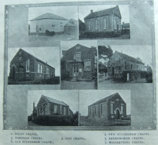Diss circuit chapels | Christian Messenger 1912/60