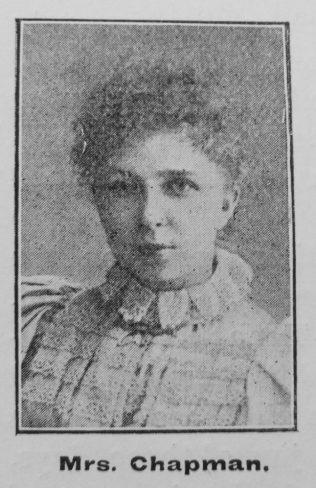 Chapman, Edith Ethel (nee Elstob) (1875-1902)