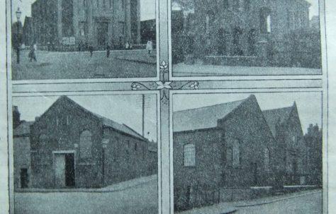 Wednesfield Primitive Methodist chapel