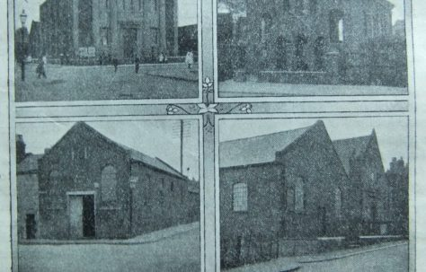 Wolverhampton Bethel Primitive Methodist chapel