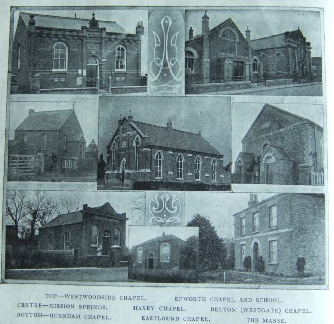 chapels of the Epworth circuit | Christian Messenger 1912/220