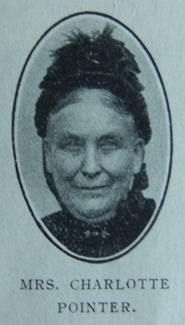 Charlotte Pointer, nee Sandell