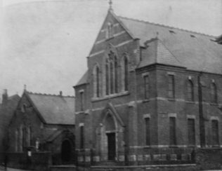 Dlae Road, Derby Primitive Methodist chapel | Handbook of the 94th Primitive Methodist Conference 1913