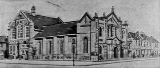 Dalling Road Primitive Methodist chapel | Handbook of the Primitive Methodist Conference 1908; Englesea Brook Museum