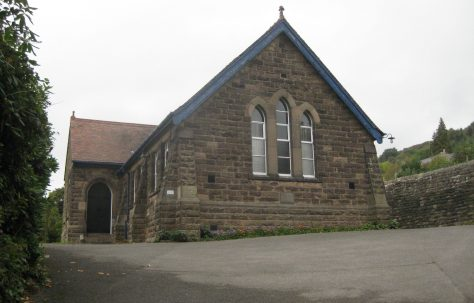 Darley Hillside Primitive Methodist Chapel Derbyshire
