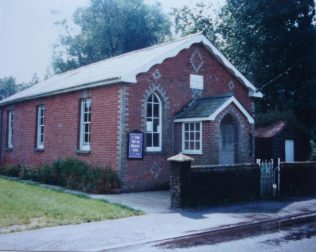 Dedham Heath Primitive Methodist Chapel | By Keith Guyler, 1988